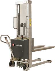 Interthor Semi Stainless Electric Stacker