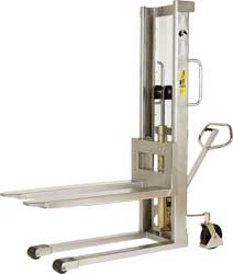 Interthor Semi Stainless Manual Stacker