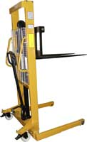 Manual Lift Stackers